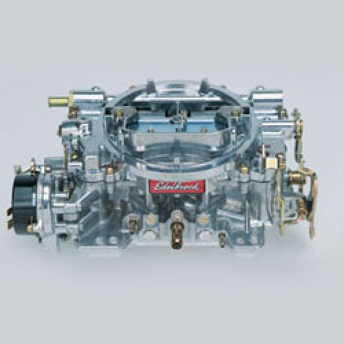 Electric Supercharger Cfm: Edelbrock 600 Cfm Electric Choke Carb