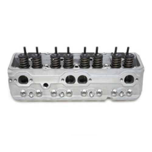 Edelbrock RPM 64cc SBC Angle Plug Heads