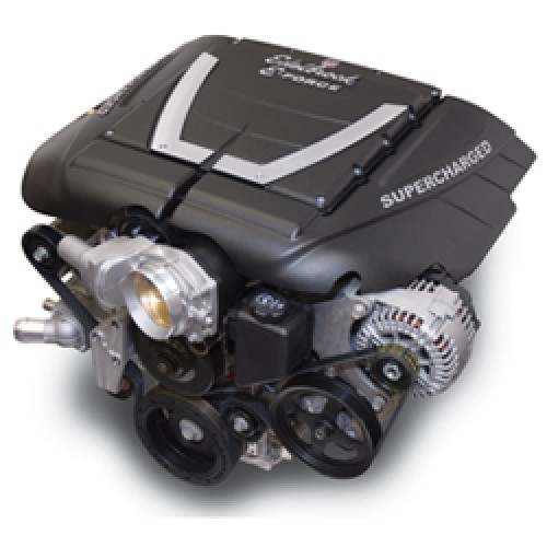 Gm Ls3 Engine Uk: Edelbrock Supercharger Kit 554HP For LS3